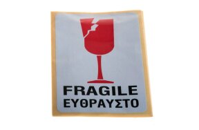 LABELS FRAGILE